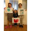 Maria, Irena and Giuseppe