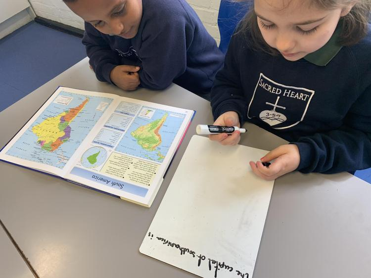 Working as a team using atlases