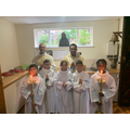 Some of our Altar Servers