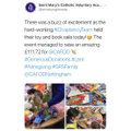 Toy and Book Sale for CAFOD - Lent 2019