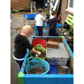 Exploring our mud kitchen recipes