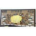 Class 3 have been learning all about The Stone Age