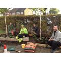 Mr & Mrs Kanarski have donated plants & trees.