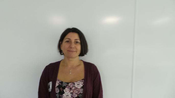 Mrs Menist, Senior Administrator