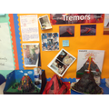 Our amazing Tremors project homework