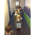 Pirate Treasure Hunt maths!