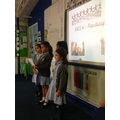 Performing raps for our RRSA theme participating