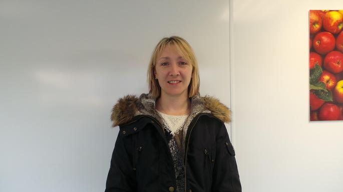 Mrs O'Halloran, Reception Teaching Assistant