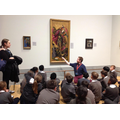 School trip to the National Gallery