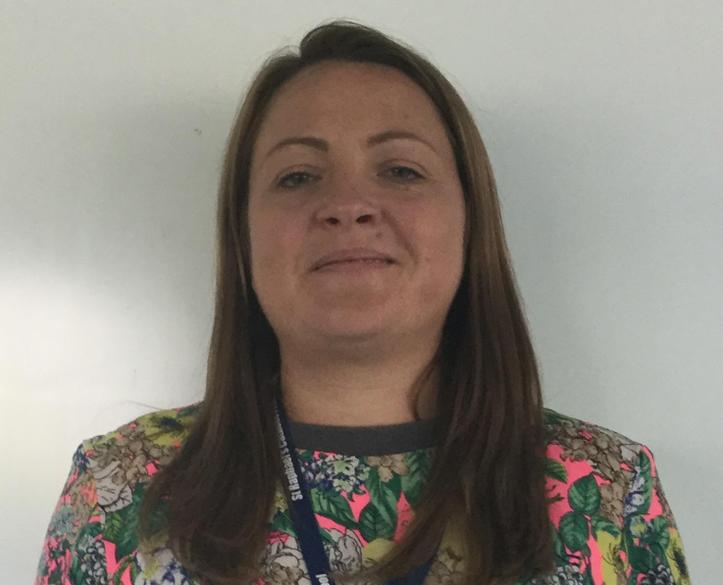 Mrs Hall, Nursery Teacher