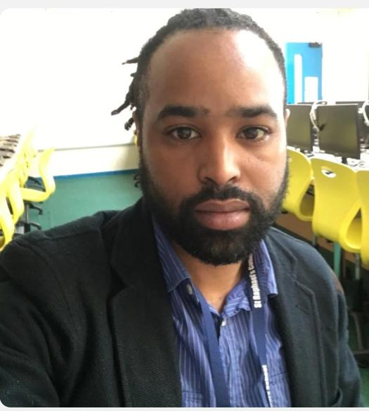 Mr A Hines, ICT Instructor