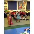 Nursery Mary Nativity