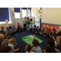 Pupil Led Collective Worship