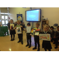Congratulations to the KS1 winners!