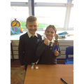 Our wooden spoon characters