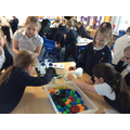 Maths - weighing lots of things