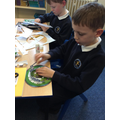 We have been making models of Stone Henge