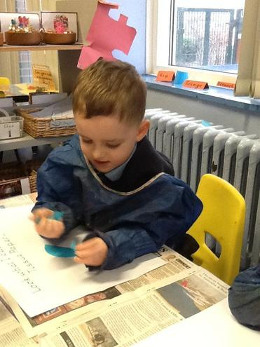 Exploring how materials can be folded...