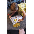 Fun with pasta and addition!