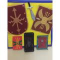 Our wonderful Roman Shields