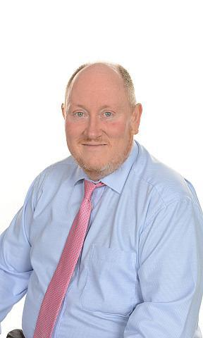 Mr Cloughley - Primary 6/7 Teacher