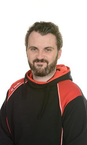 Mr Downey - Primary 3 and 5 Teacher