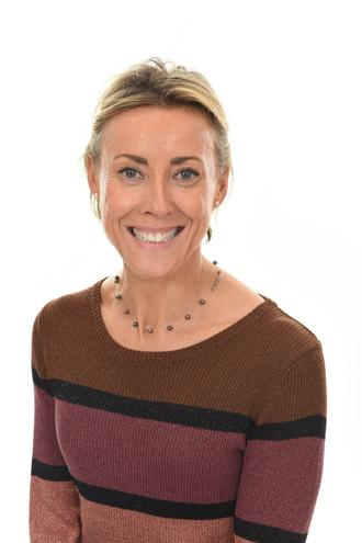 Mrs Harrison - Primary 5 Teacher