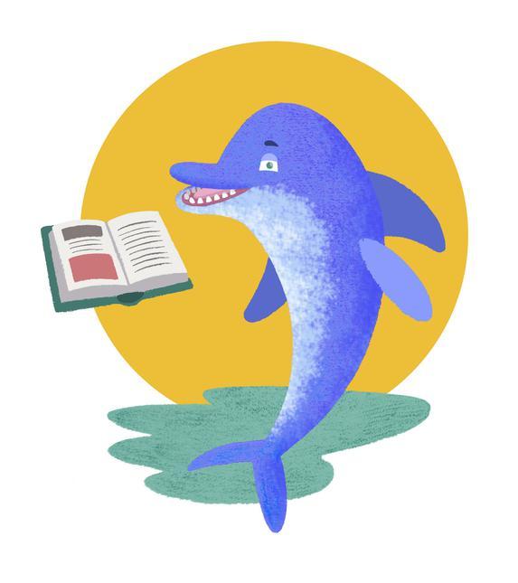Denzil the Determination Dolphin