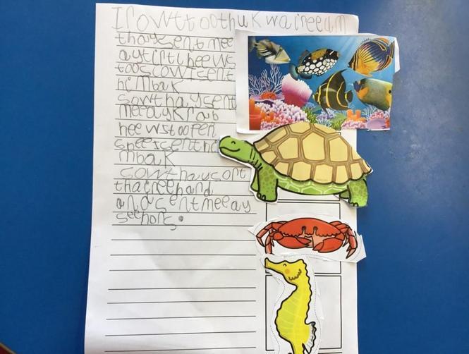 Dear Aquarium by Poppy