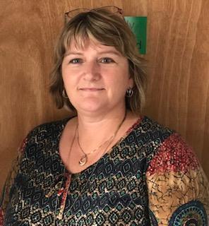 Mrs Jackie Buckingham - School Business Manager