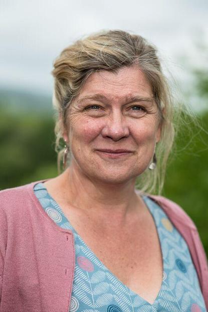 Mrs Liz Avard - Executive Headteacher - Designated Safeguarding Lead