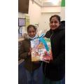 Parent Winner - Faziya Shaik