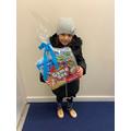 Child Winner - Laeeba Patel