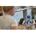 Nao meets Year 2 pupils