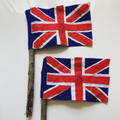 Some super sewn VE flags. Leo- Pearl