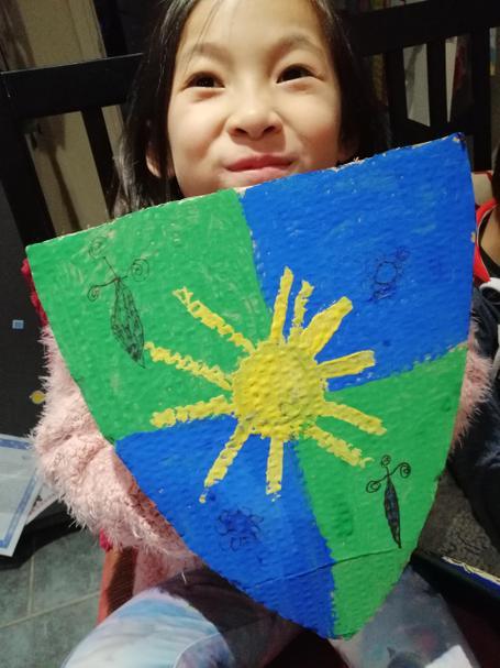 Talia's coat of arms