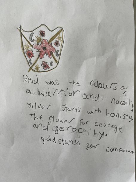 Ashwa's coat of arms