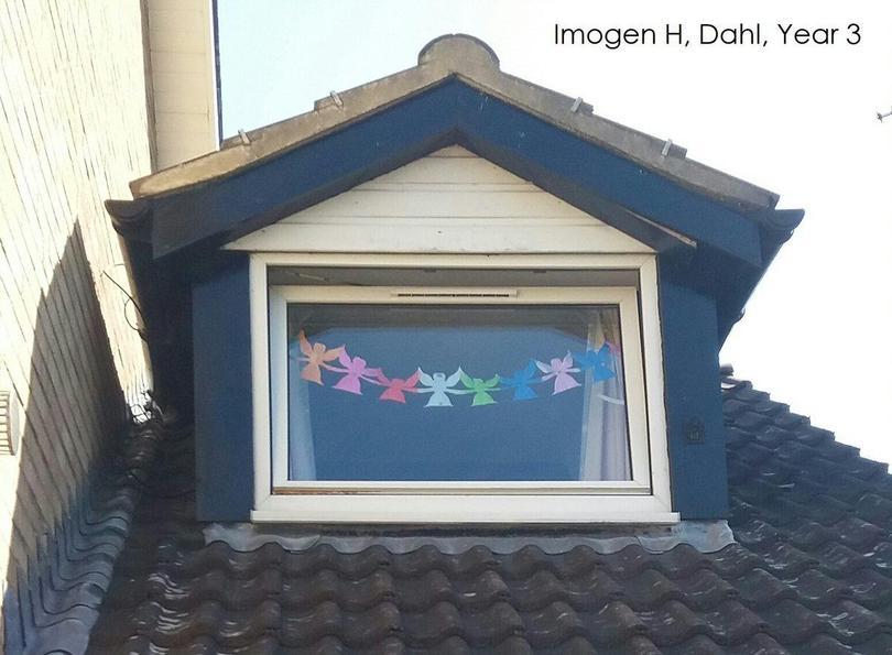 Imogen H; Year 3; Dahl Class