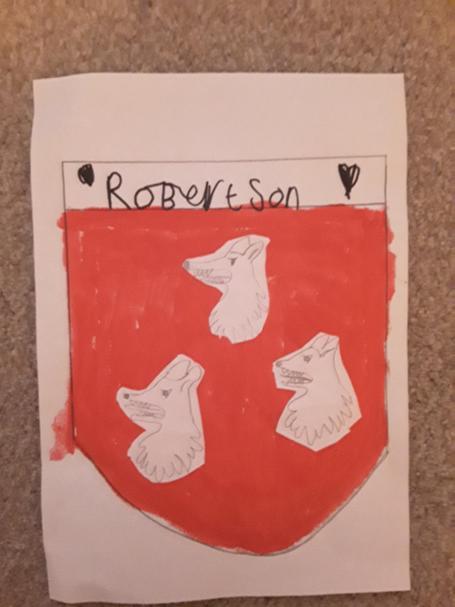 Mia's coat of arms