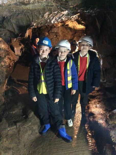 Stomp Cross Caverns