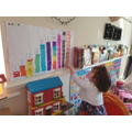 Great counting Olivia! -Nursery