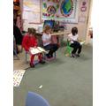 We love reading.