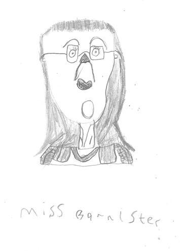 Miss Bannister - Reception