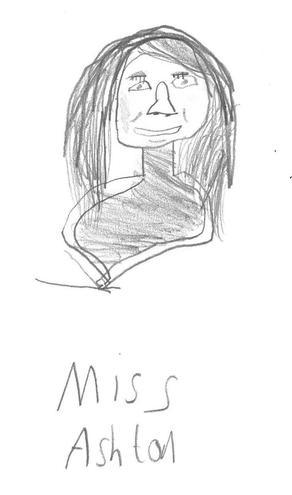 Miss Ashton - Year 2