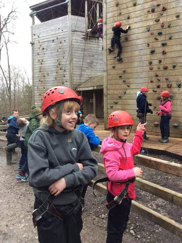 Fun times at Kingswood 7th-9th March 2016