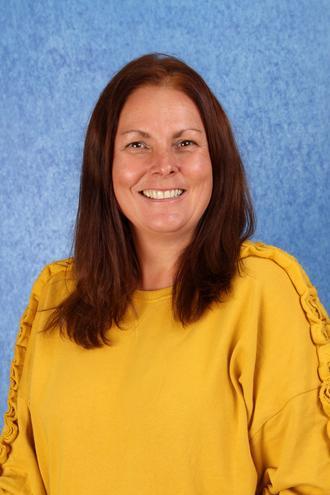 Mrs Friend - Teaching Assistant (4SP)