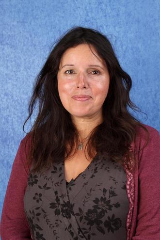 Mrs Garrod - Teaching Assistant (1SM)