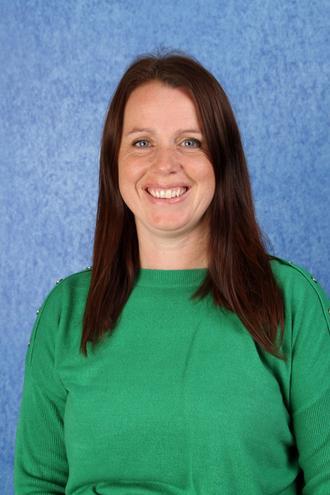 Mrs Kinsley - KS1 Intervention Teacher