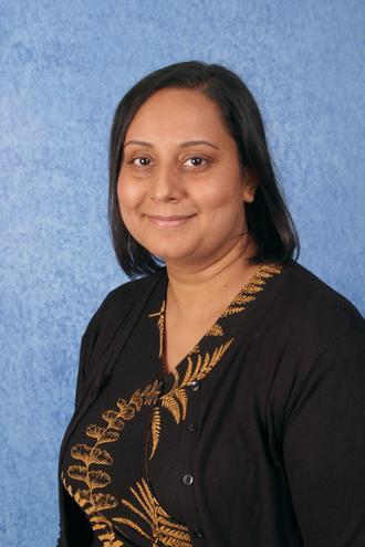 Mrs Shah – Office Administrator
