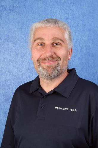 Ben Machell - Premises Manager